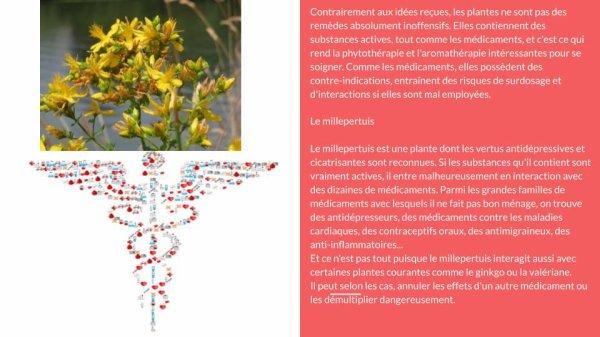 Livre des interactions des plantes et alimentation 2/2