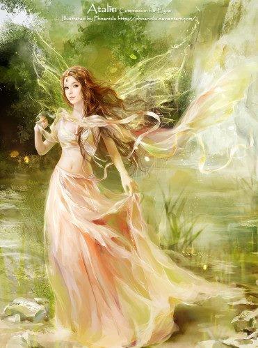 Quelle est la différence entre un guide et un ange?