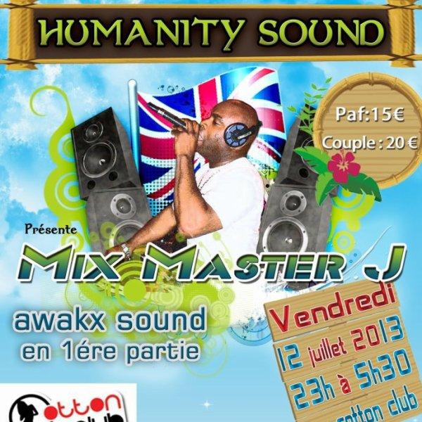 soirée mixmasterj le 12 juillet 2013 à arcachon au cotton club