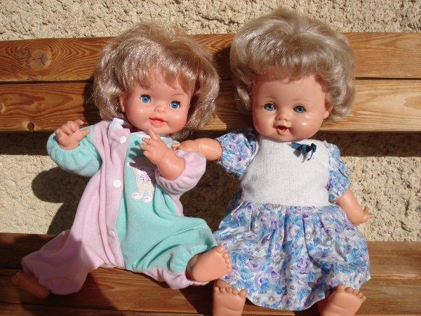 Christelle et Sophie
