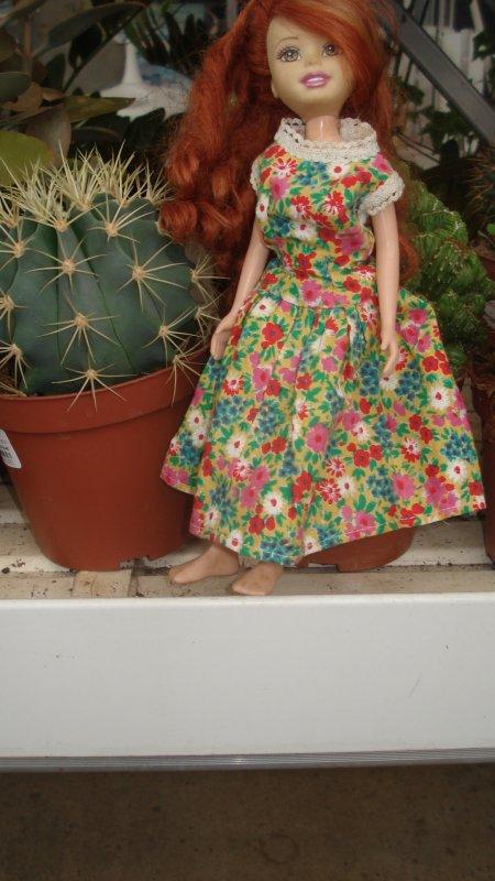 Ma belle à la jardinerie