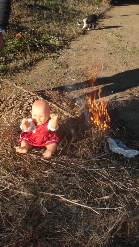 Au risque de s'y brûler !