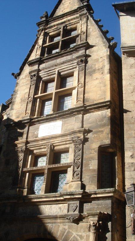 Maison natale d'Etienne de La Boétie