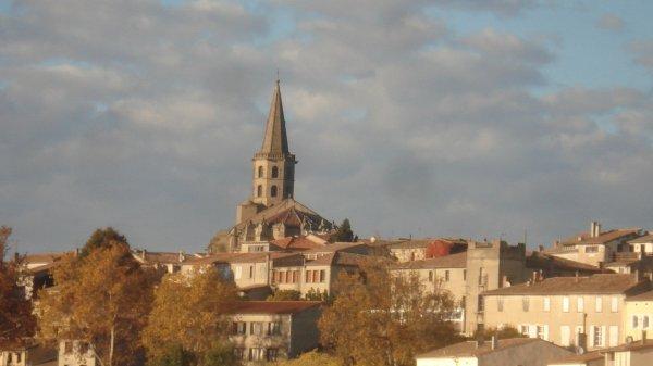 C'est dans l'Aude, un seul nom. Qui va avoir l'honneur de trouver la première ? ici, une vue d'ensemble