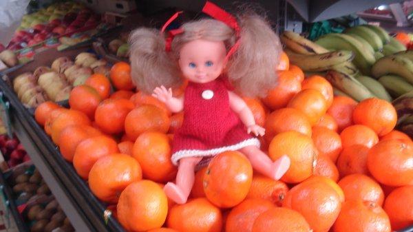 et les oranges