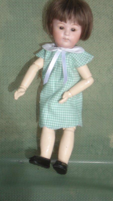 Grâce à Ignée, Loulotte étrenne une nouvelle robe