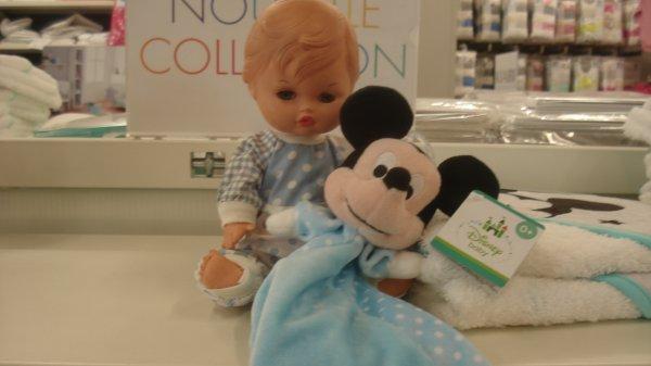 Avec Mickey, il peut partir