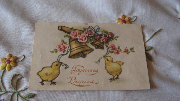 Bonne fête de Pâques à toutes et tous A Mardi