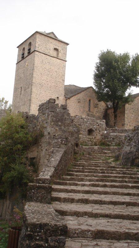 Dans le 34, un nom à 4 mots dont l'un est Guillaume en occitan. Ici, l'église