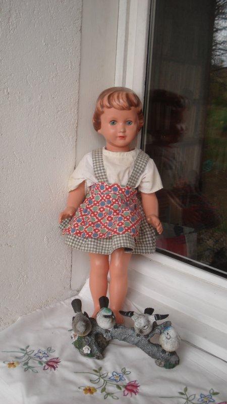 Une de mes poupées d'Europe de l'Est