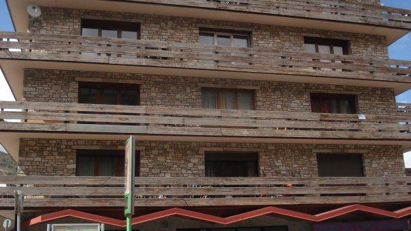 Un immeuble typique