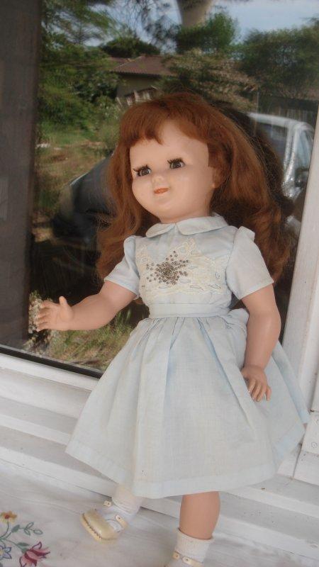 Ma jolie Clodrey de 1954