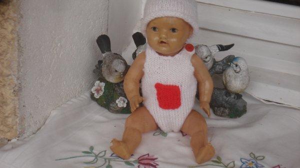 Ma chère poupée d'enfance !