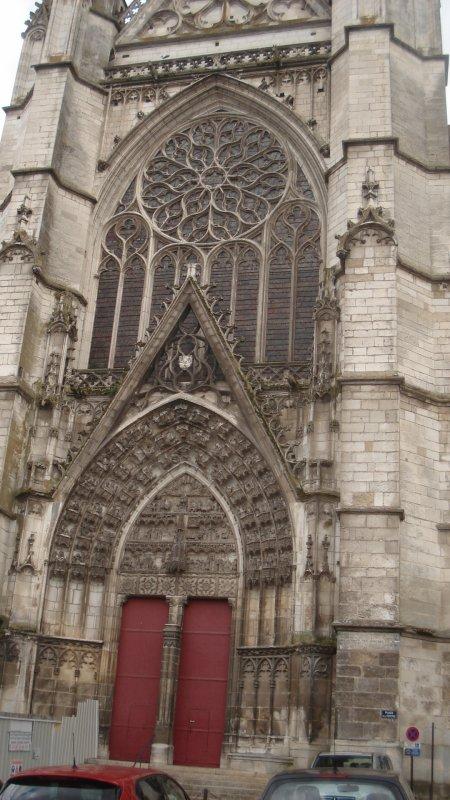 La magnifique cathédrale Saint Etienne