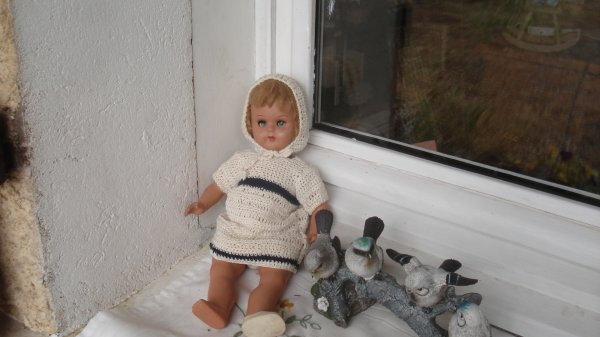 ma jolie poupée Ratti