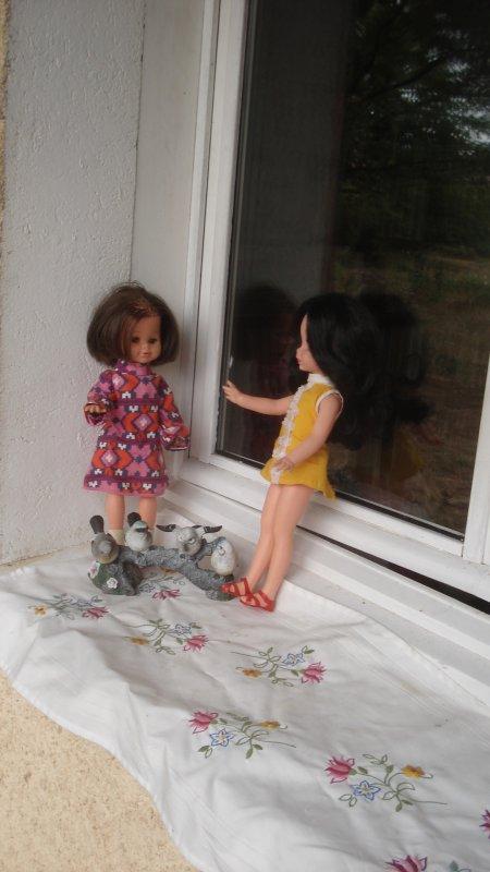 Bella sera son amie