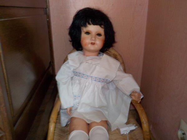 Mehdie, ma poupée d'enfance