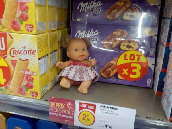 Des biscuits ?