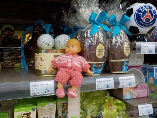 Petit Berchet et les chocolats de Pâques