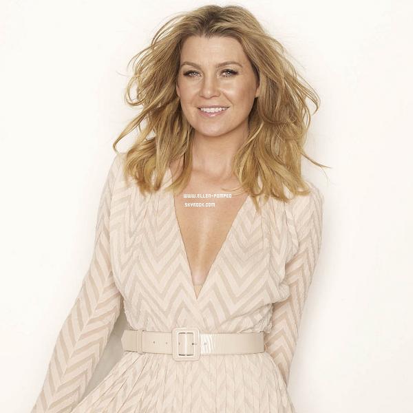 . Le 22 Mars 2012 -   Ellen quittant un salon de coiffure à Los Angeles. .