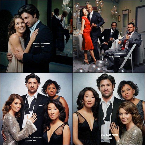 . Grey's Anatony saison 8 -   Promotions des épisodes 20, 21, 22.