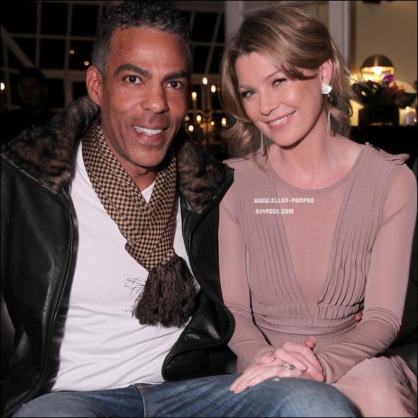 . Le 26 Février 2012 -   Ellen, son mari Chris et leur fille Stella étaient à Disneyland à Los Angeles.