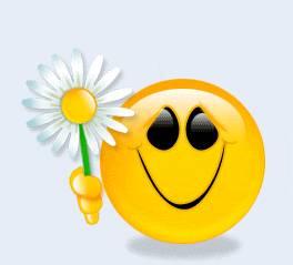 Rsultat de recherche dimages pour smiley fleur