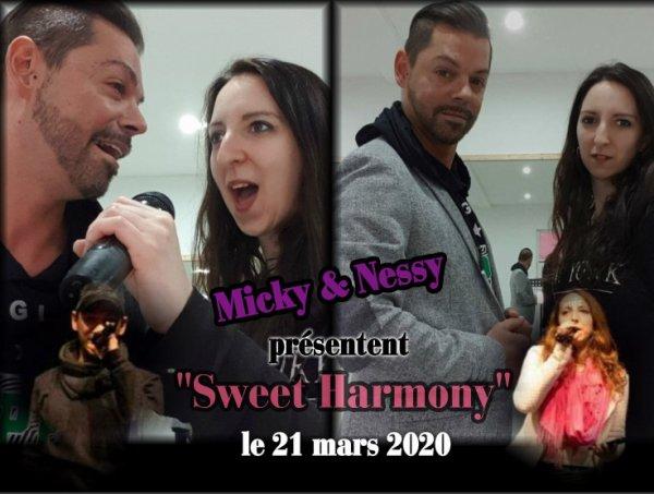 """Sweet Harmony"" _ March 21, 2020"