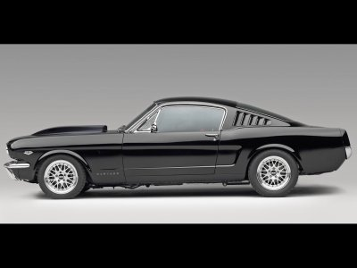 Ford mustang des année 1965