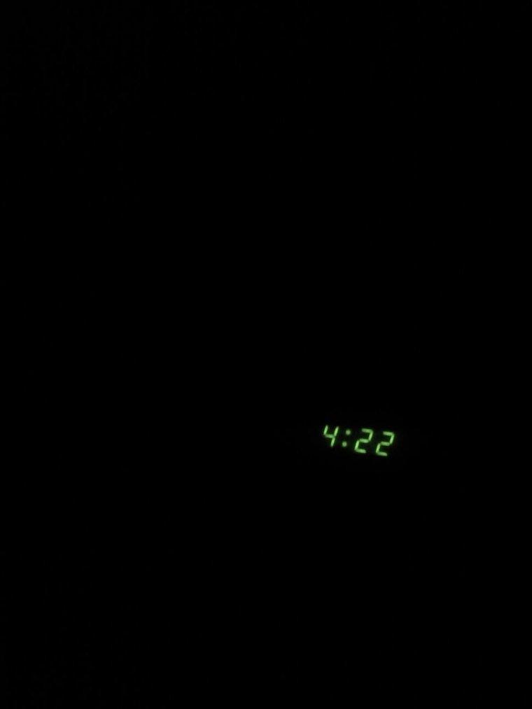 Prise a l'instant et ouii je dort pas encore a cette heure la