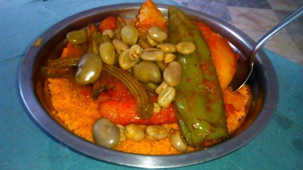 Un Couscous Tunisien par Sofiane Ounis Cuisine Channel