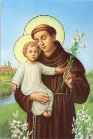 Le saint-Antoine est connu comme le saint des miracles.