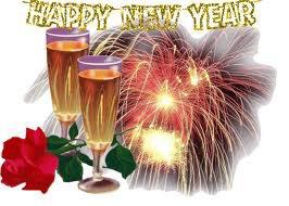 la nouvelle année commence une décennie se termine