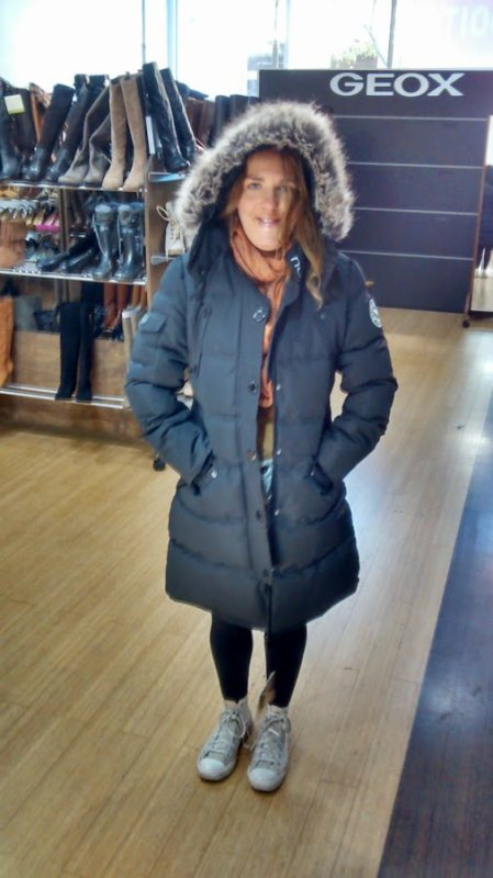 moi avec un manteau d'hiver