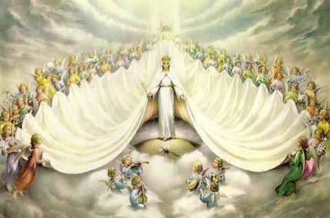 la reine des anges