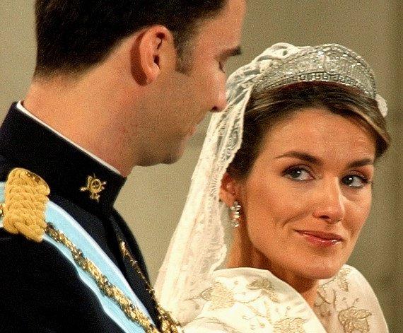 la reine letizia