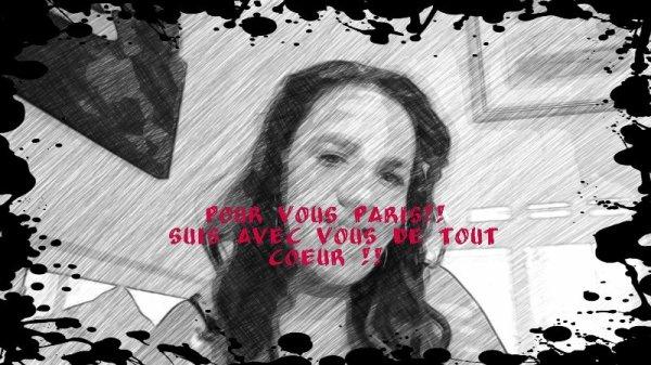 un message pour Paris