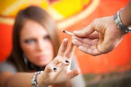 la drogue chez les ados