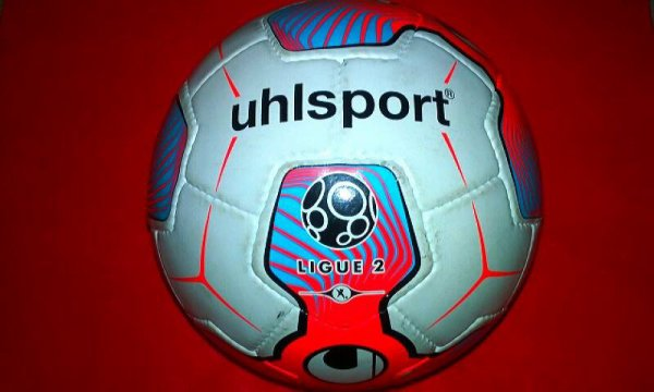 Ballon Officiel Ligue 2 Saison 2015-16