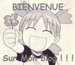BIENVENUE =D