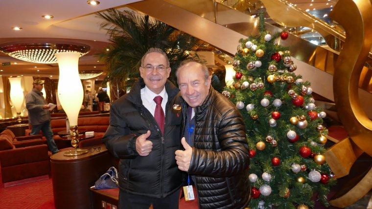 MSC SPLENDIDA ... December 2016