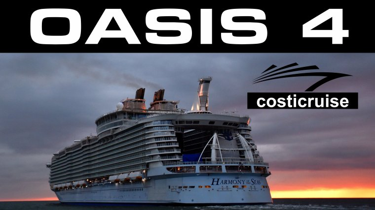 OASIS 4 / Symphony Of The Seas