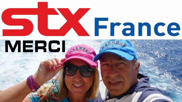 15 Mars chez STX FRANCE