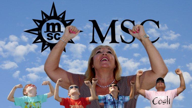 MERCI   STX / MSC