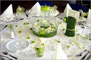 decoration mariage 4 saisons