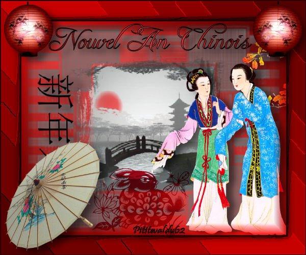 Journée du nouvel An Chinois - Année du lièvre