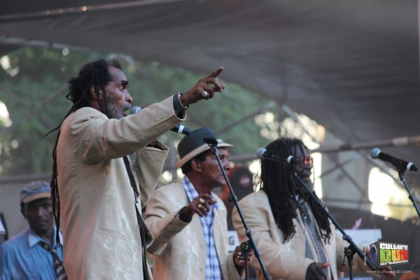 THE TAMLINS - LIVE AU GARANCE REGGAE FESTIVAL (2013)