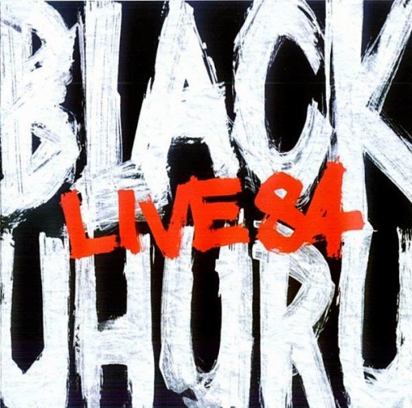 """BLACK UHURU - """"LIVE 84"""""""