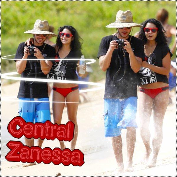 WWW.CENTRALZANESSA.SKYBLOG.COM........ Bienvenue sur votre source consacrée au couple : Zanessa !