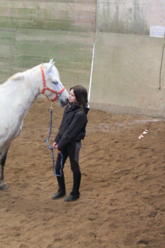 """""""Prenez plaisir à être avec vos chevaux et gardez toujours le sourire"""""""